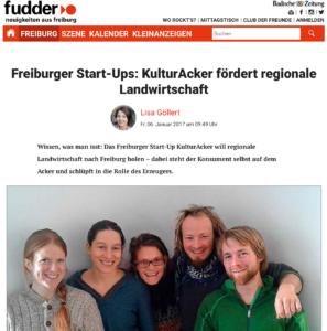 Kulturacker Ökonauten